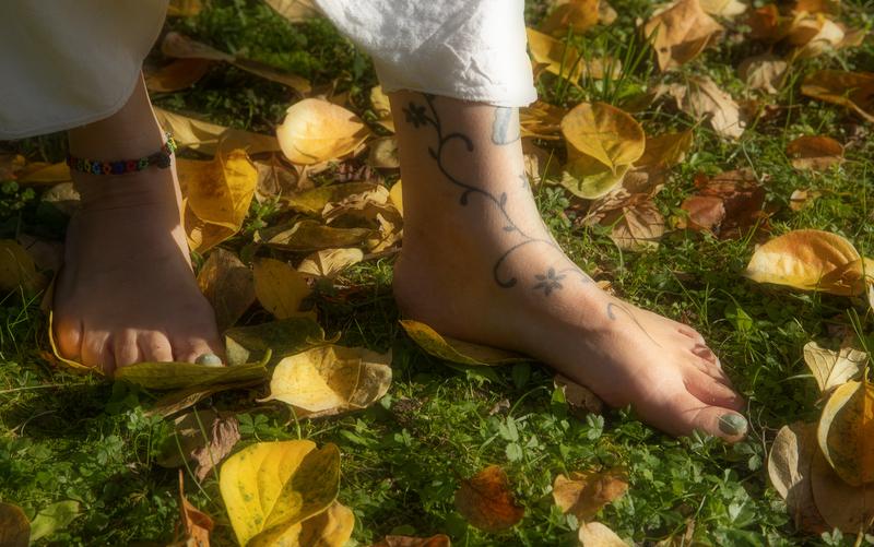Corsi Barefooting